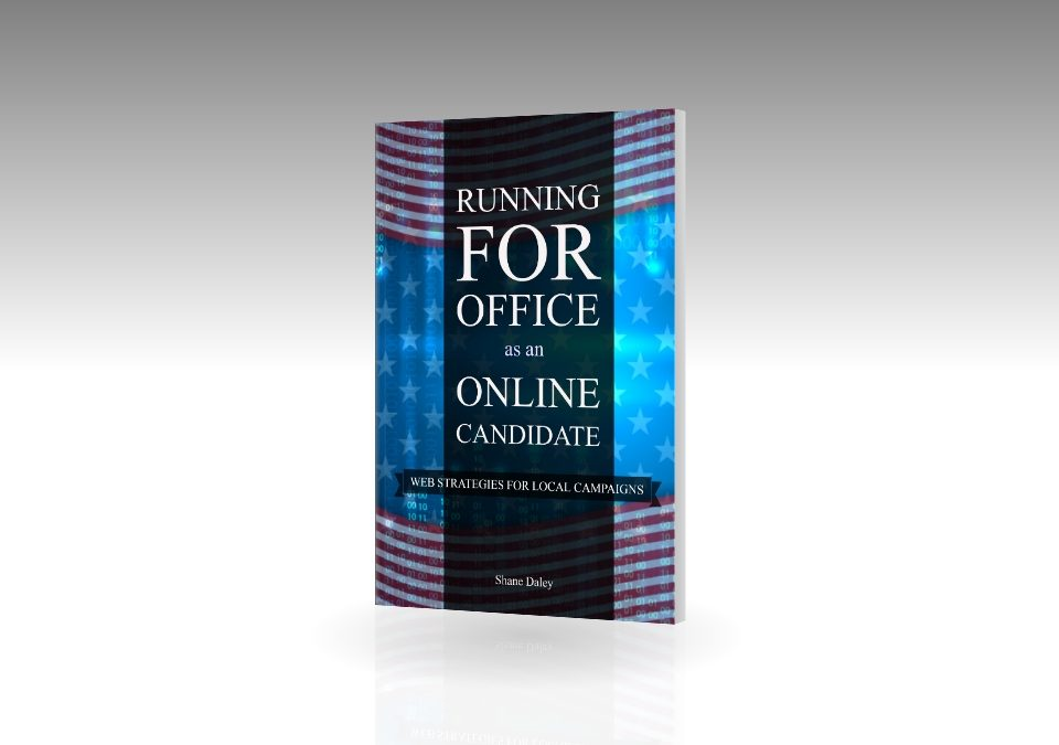 Now on Amazon: Running For Office As An Online Candidate