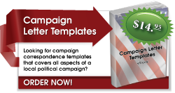 Campaign Letter Templates