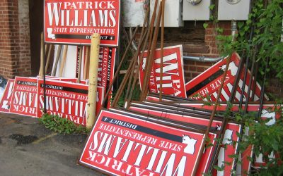 Common Campaign Sign Questions