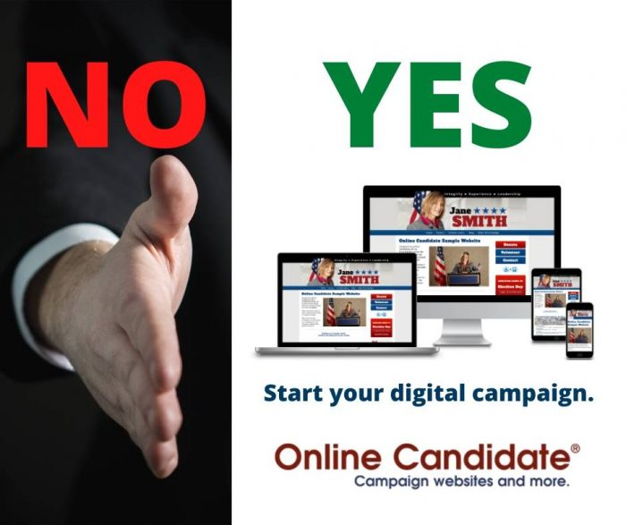 Political Digital Campaigning