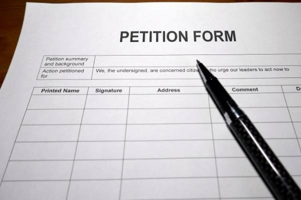 petition to run for alderman or city council