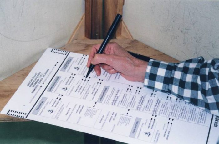 After the ballots are counted, what now?