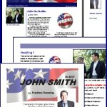 Political Campaign Press Kit