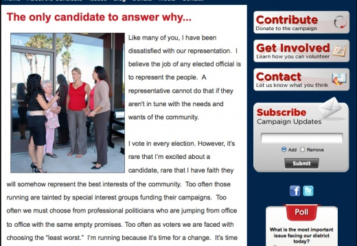 Rebecca for Los Angeles City Council District 15