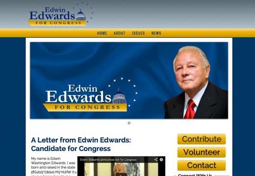 Edwin Edwards for Congress