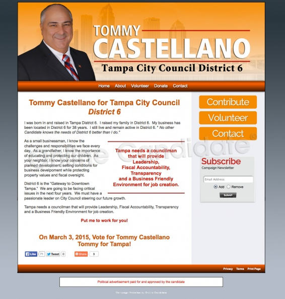 Tommy Castellano for Tampa City Council - District 6.jpg