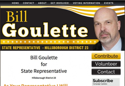 Bill Goulette for New Hampshire State Representative