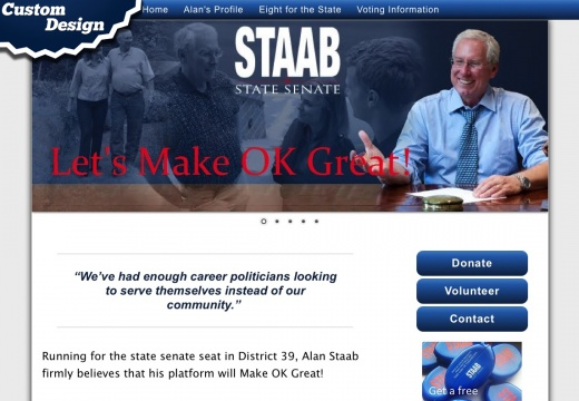 Alan Staab for State Senate