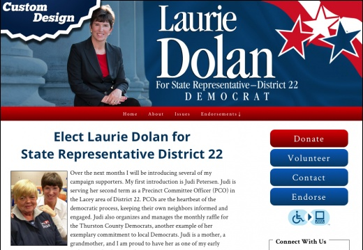 Laurie Dolan for State Representative District 22
