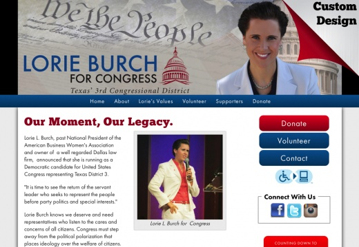 Lorie Burch For Congress
