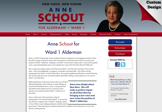 Alderman Websites