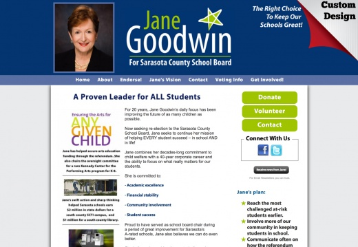 Jane Goodwin for School Board