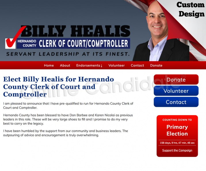 Billy Healis for Hernando County Clerk of Court and Comptroller.jpg