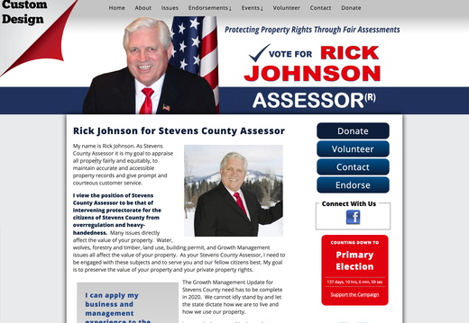 Assessor Websites - example gallery