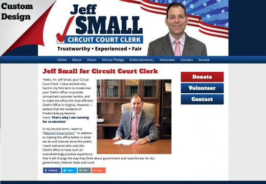 Jeff Small for Circuit Court Clerk