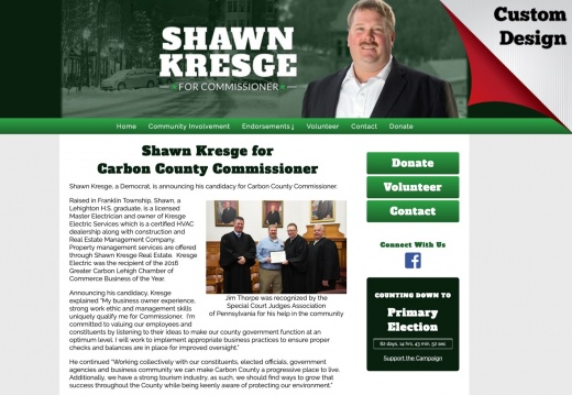 Shawn Kresge for Carbon County Commissioner