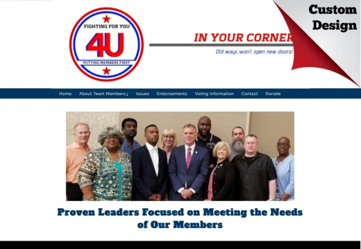 American Postal Workers Union Campain Website